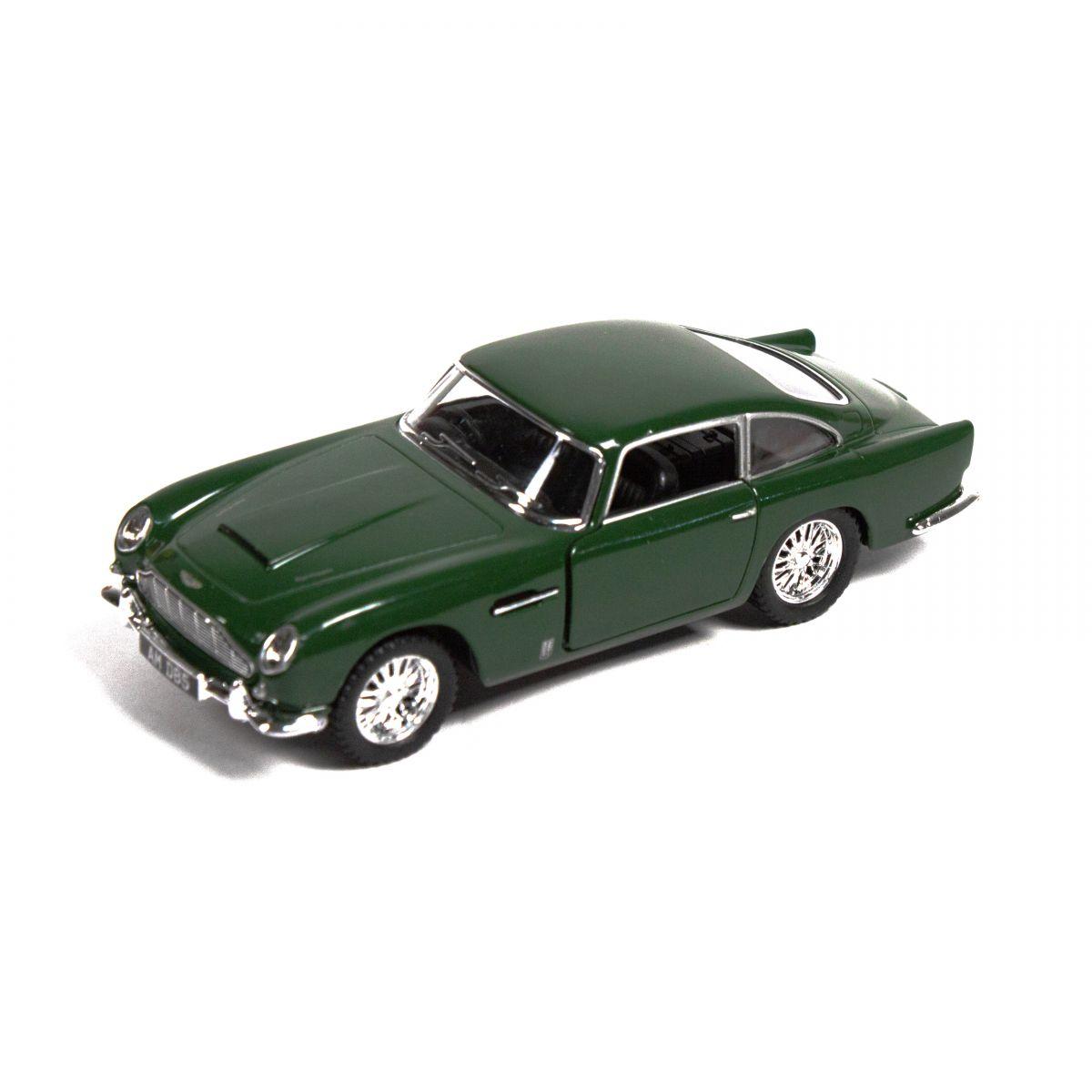 """Машинка KINSMART Aston Martin Vulcan (зеленая) купить в магазине """"Пустун"""""""