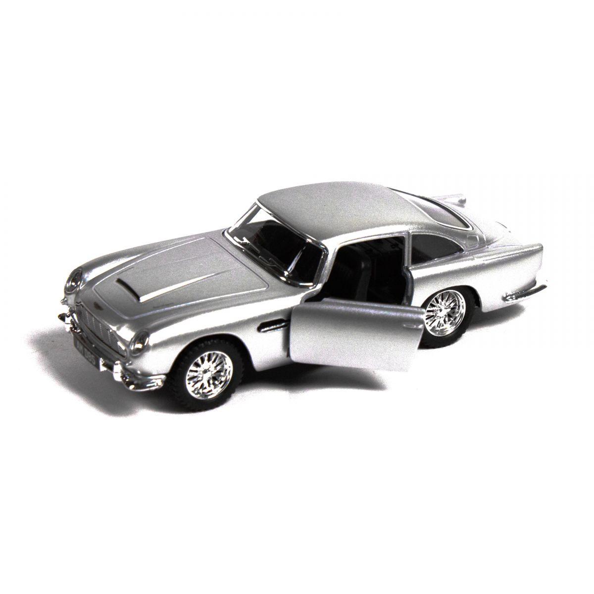 """Машинка KINSMART Aston Martin Vulcan (серебристая) купить в магазине """"Пустун"""""""