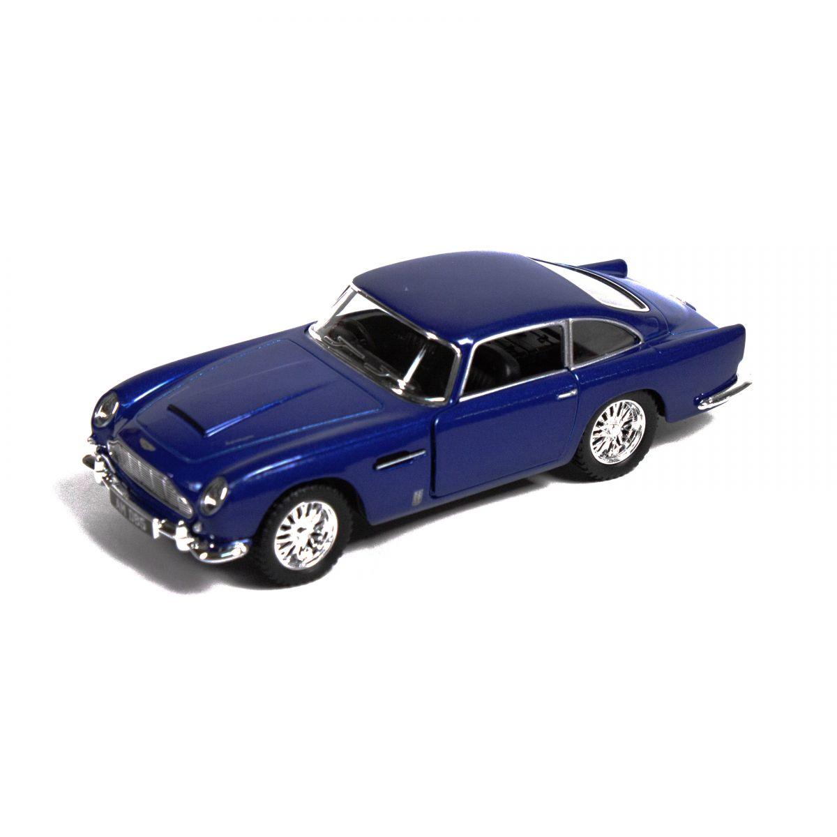 """Машинка KINSMART Aston Martin Vulcan (синяя) купить в магазине """"Пустун"""""""