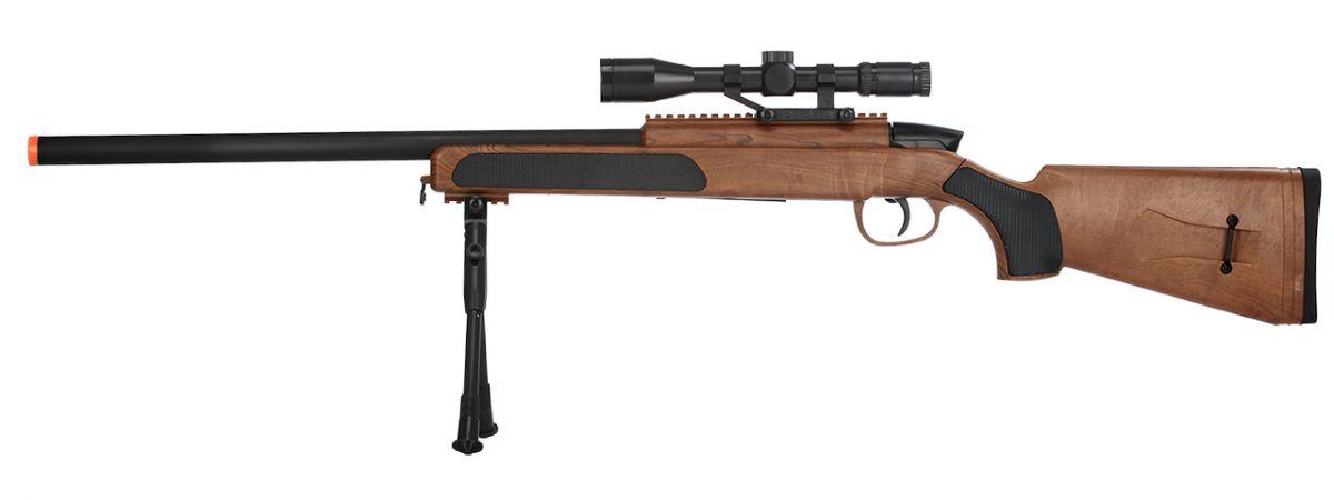 """Снайперская винтовка ZM51 (коричневая) купить в магазине """"Пустун"""""""