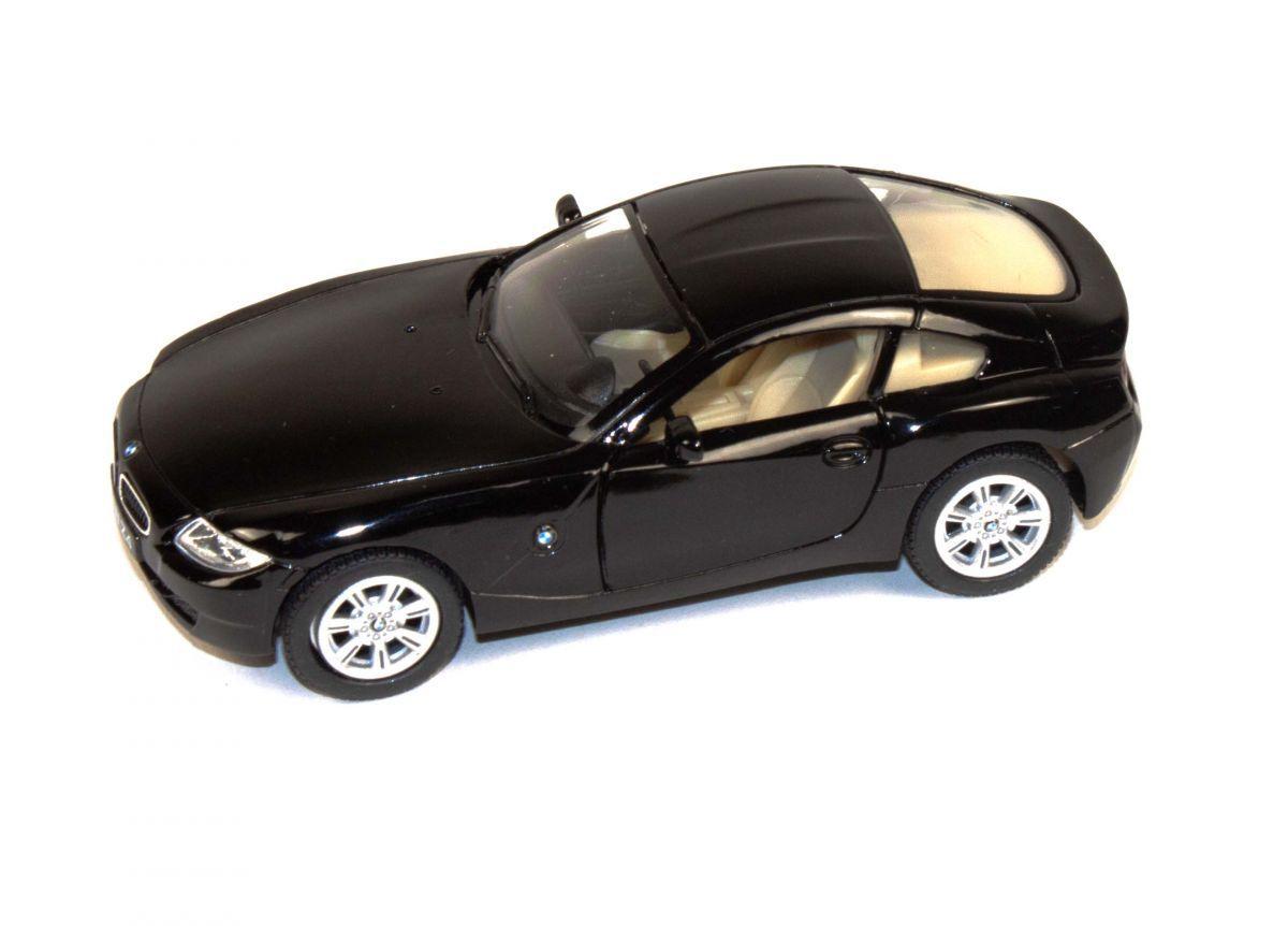 """Машинка KINSMART BMW Z4 Coupe (черная) купить в магазине """"Пустун"""""""