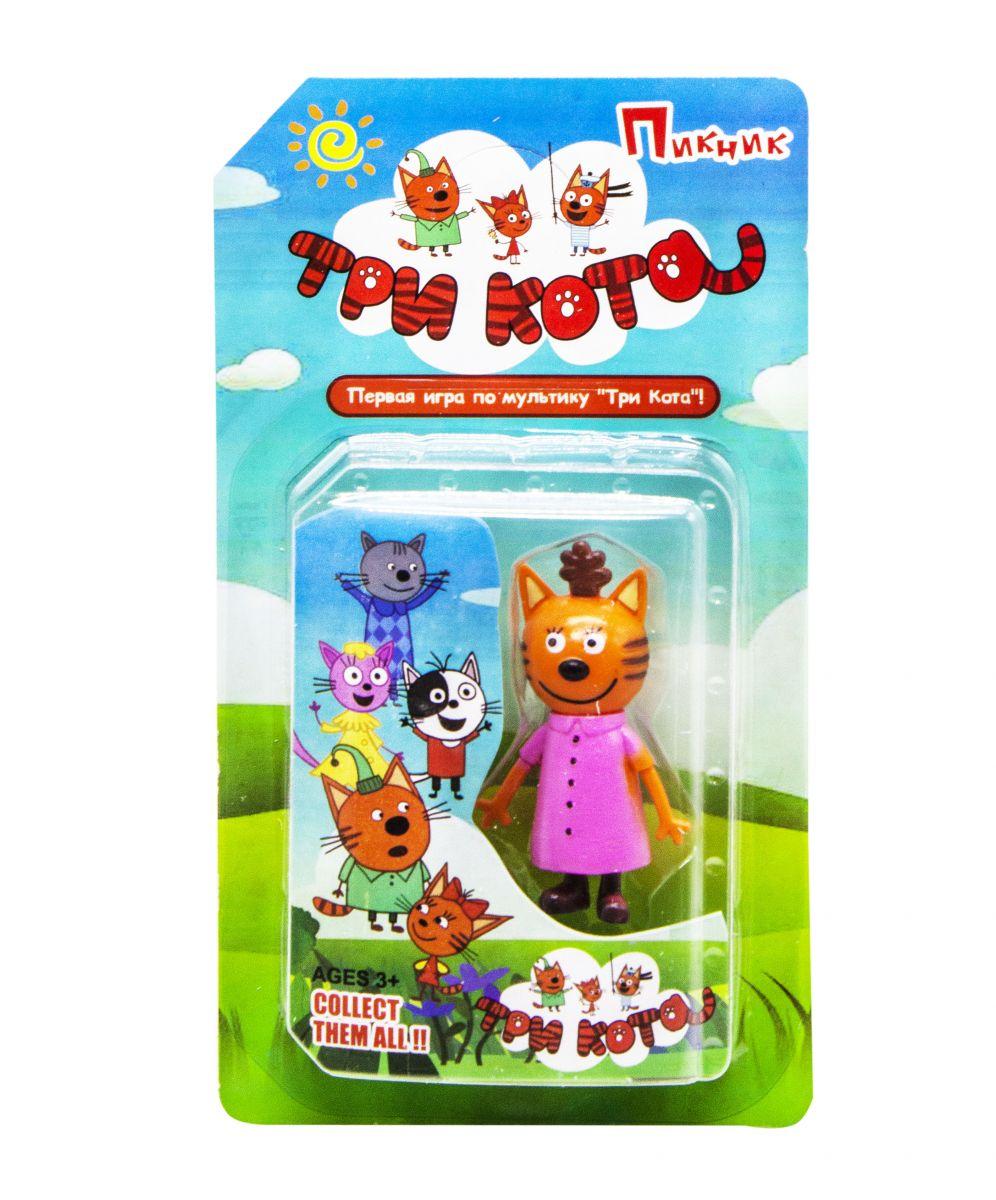 """Фигурка-персонаж """"Три кота. Мама"""" HT18231 купить в магазине """"Пустун"""""""