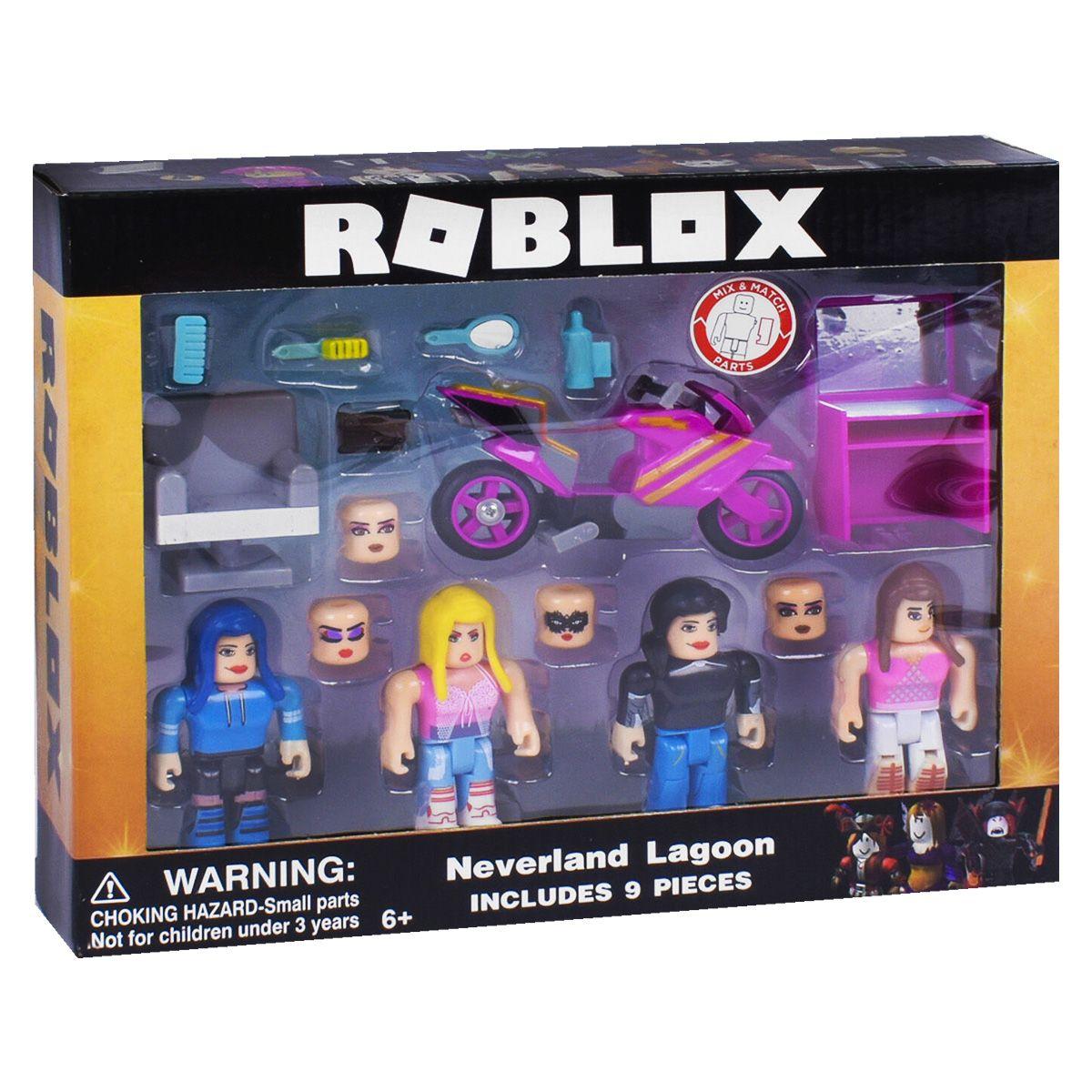 """Набор фигурок """"Roblox"""" JL18836 купить в магазине """"Пустун"""""""