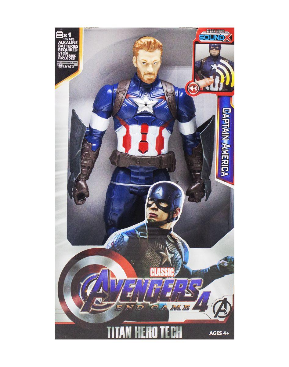 """Фигурка коллекционная Мстители Капитан Америка новый 818818 купить в магазине """"Пустун"""""""