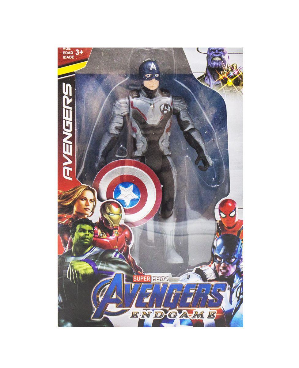 """Фигурка """"Мстители: Капитан Америка"""" 18165 купить в магазине """"Пустун"""""""