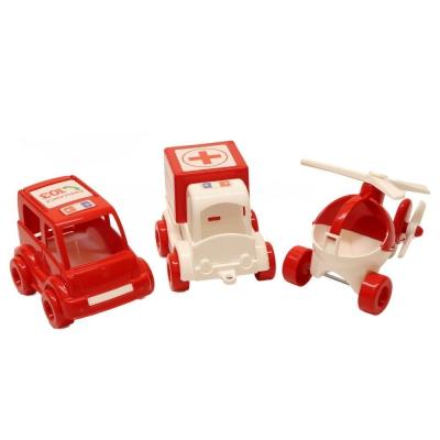 """Набор машинок TIGRES Kid cars-Скорая (39549) купить в магазине """"Пустун"""""""