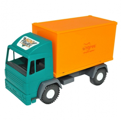 """Машинка TIGRES Mini truck Контейнеровоз (39687) купить в магазине """"Пустун"""""""