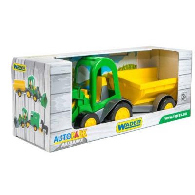 """Игрушечная машинка TIGRES трактор-багги с ковшом (39349) купить в магазине """"Пустун"""""""