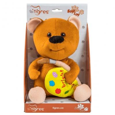 """Мягкая игрушка Мишка с палитрой купить в магазине """"Пустун"""""""