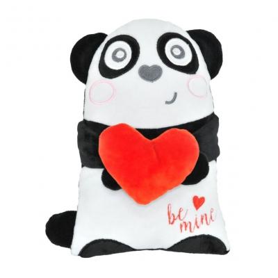 "Подушка-панда Be mine (ПД-0351) купить в магазине ""Пустун"""