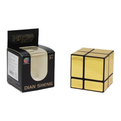 """Зеркальный кубик Рубик Magic Square Cube 2*2 купить в магазине """"Пустун"""" Фото 2"""