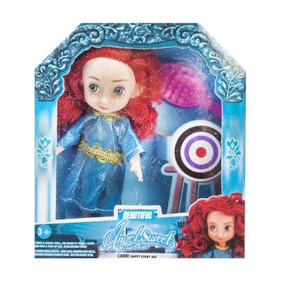 """Кукла принцесса Angel Sweet Мерида купить в магазине """"Пустун"""""""