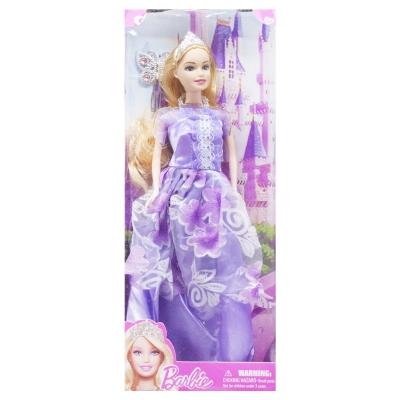 """Кукла в диадеме Barbie (вид 2) купить в магазине """"Пустун"""""""