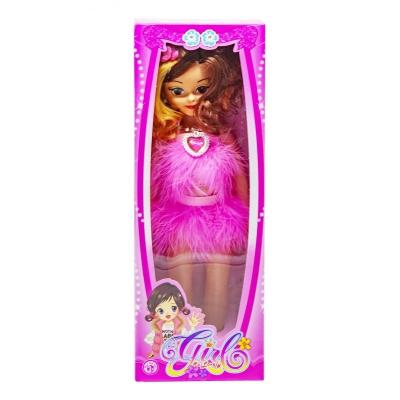 """Музыкальная кукла Модница в розовом платье купить в магазине """"Пустун"""""""