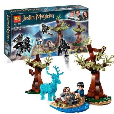 """Конструктор """"Harry Potter: Justice Magician"""", 139 деталей 11340 купить в магазине """"Пустун"""""""
