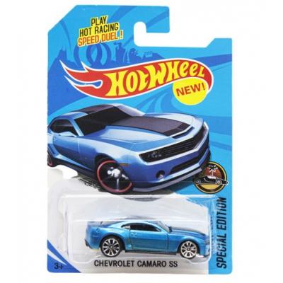 """Машинка """"Hot Wheel"""", металлопластиковая, голубая E757-1 купить в магазине """"Пустун"""""""