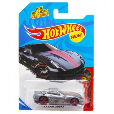 """Машинка """"Hot Wheel"""", металлопластиковая, серая E757-1 купить в магазине """"Пустун"""""""