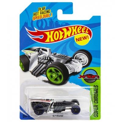 """Машинка """"Hot Wheel"""", металлопластиковая, серебристая E757-1 купить в магазине """"Пустун"""""""