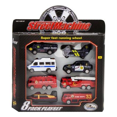 """Набор машинок """"Super Running Wheel"""" PT2093 купить в магазине """"Пустун"""""""
