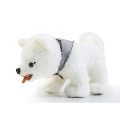 """Мягкая игрушка Собачка Лайка (СО-0100) купить в магазине """"Пустун"""""""