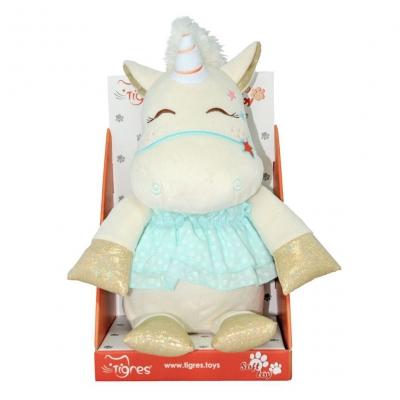 """Мягкая игрушка Единорожка Лили (ЄД-0001) купить в магазине """"Пустун"""""""