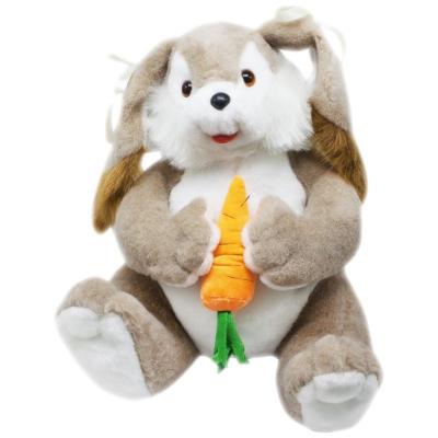 """Мягкая игрушка Зайка Катя средняя купить в магазине """"Пустун"""""""