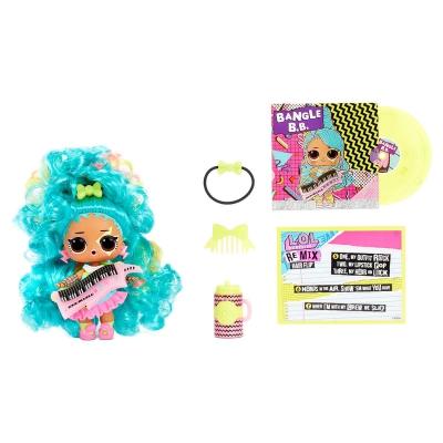 """Игровой набор l.o.l surprise! W1 серии remix hairflip  музыкальный сюрприз (566960) купить в магазине """"Пустун"""" Фото 11"""
