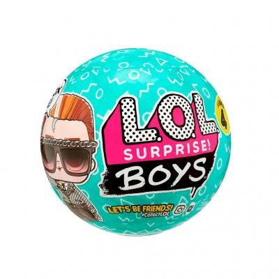 """Кукла l.o.l. Surprise! мальчики (572695) купить в магазине """"Пустун"""""""