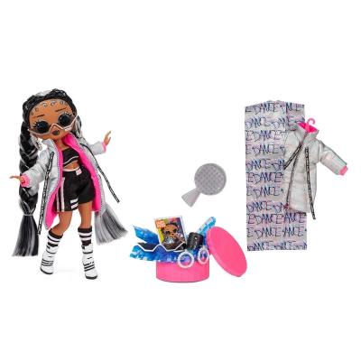 """Набор с куклой L.O.L. Surprise! серии O.M.G.Dance  Брейк-данс Леди (117858) купить в магазине """"Пустун"""" Фото 2"""