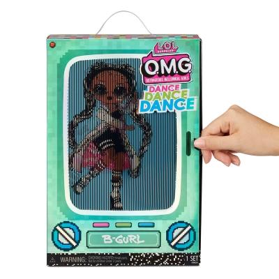 """Набор с куклой L.O.L. Surprise! серии O.M.G.Dance  Брейк-данс Леди (117858) купить в магазине """"Пустун"""" Фото 4"""