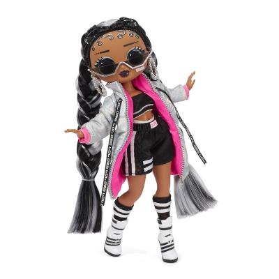 """Набор с куклой L.O.L. Surprise! серии O.M.G.Dance  Брейк-данс Леди (117858) купить в магазине """"Пустун"""" Фото 6"""