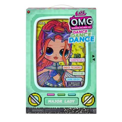 """Набор с куклой L.O.L. Surprise! серии O.M.G.Dance  Леди-Крутышка (117889) купить в магазине """"Пустун"""" Фото 10"""