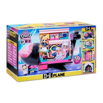 """Игровой набор L.O.L. Surprise! серии Remix  Самолет (571339) купить в магазине """"Пустун"""" Фото 17"""
