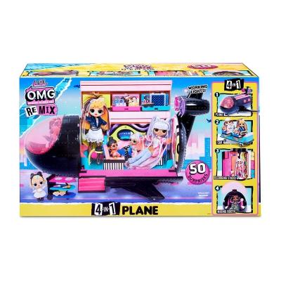 """Игровой набор L.O.L. Surprise! серии Remix  Самолет (571339) купить в магазине """"Пустун"""" Фото 18"""