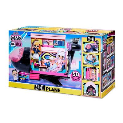 """Игровой набор L.O.L. Surprise! серии Remix  Самолет (571339) купить в магазине """"Пустун"""" Фото 19"""