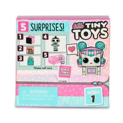 """Игровой набор L.O.L SURPRISE! серии Tiny Toys  КРОШКИ (565796) купить в магазине """"Пустун"""""""