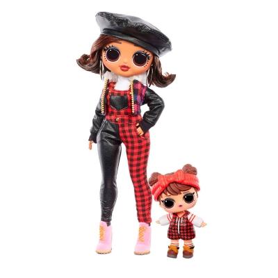 """Игровой набор с куклой L.O.L. Surprise! серии O.M.G Winter Chill – Очаровашка (570257) купить в магазине """"Пустун"""" Фото 2"""