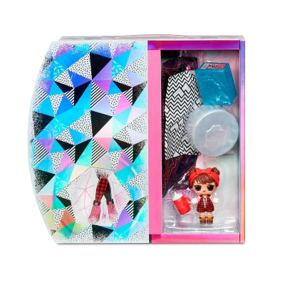 """Игровой набор с куклой L.O.L. Surprise! серии O.M.G Winter Chill – Очаровашка (570257) купить в магазине """"Пустун"""" Фото 4"""