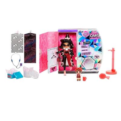 """Игровой набор с куклой L.O.L. Surprise! серии O.M.G Winter Chill – Очаровашка (570257) купить в магазине """"Пустун"""" Фото 5"""