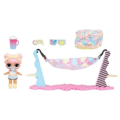 """Игровой набор с куклой L.O.L. Surprise! серии Furniture  Леди-Релакс (572633) купить в магазине """"Пустун"""" Фото 5"""