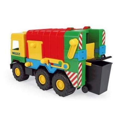 """Машинка Мусоровоз TIGRES Middle truck (39224) купить в магазине """"Пустун"""""""