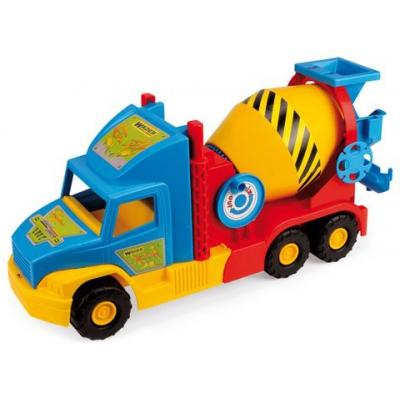 """Игрушечная машина Super Truck бетономешалка (36590) купить в магазине """"Пустун"""""""