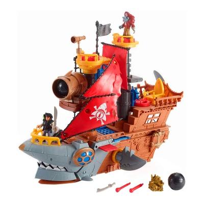 """Игровой набор Imaginext Пиратский корабль (DHH61) купить в магазине """"Пустун"""""""