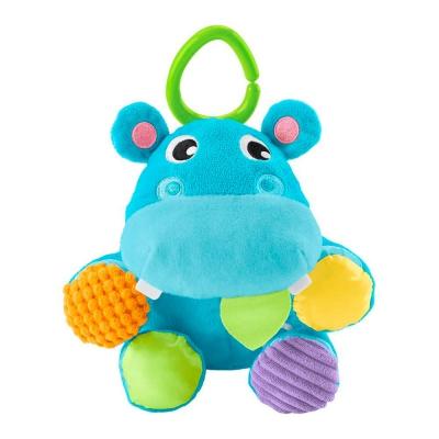 """Мягкая игрушка-подвеска Fisher-Price Бегемотик-шарик (GFC35) купить в магазине """"Пустун"""""""