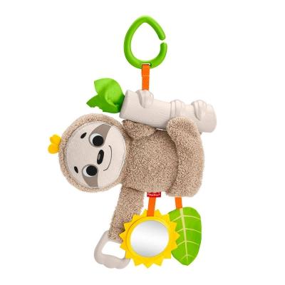 """Мягкая игрушка-подвеска Fisher-Price Ленивец (FXC31) купить в магазине """"Пустун"""""""