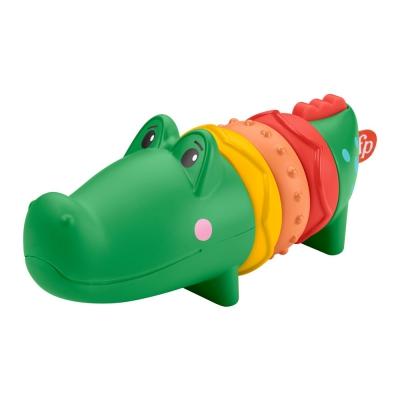 """Развивающий крокодил Fisher-Price (GWL67) купить в магазине """"Пустун"""""""