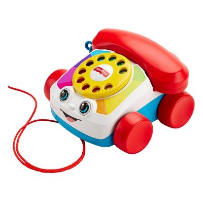 """Игрушка-каталка Fisher-Price Веселый телефон (FGW66) купить в магазине """"Пустун"""""""