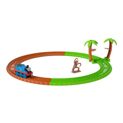"""Игровой набор Томас и Друзья Веселые джунгли (GJX83) купить в магазине """"Пустун"""""""