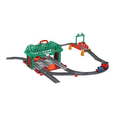 """Игровой набор Томас и Друзья Станция Кнепфорд (GHK74) купить в магазине """"Пустун"""""""