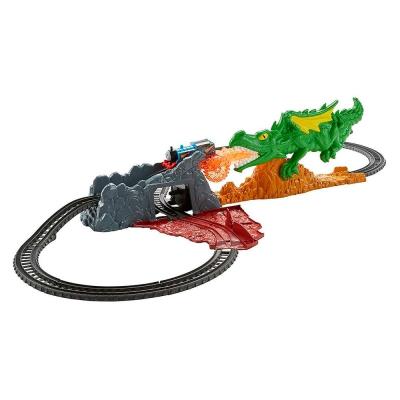 """Моторизованный игровой набор Томас и Друзья Бегство от дракона (FXX66) купить в магазине """"Пустун"""""""